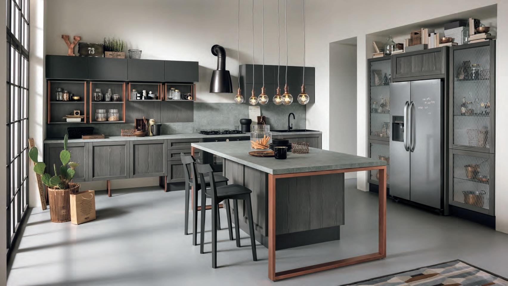 Cucina Talea stile new classic
