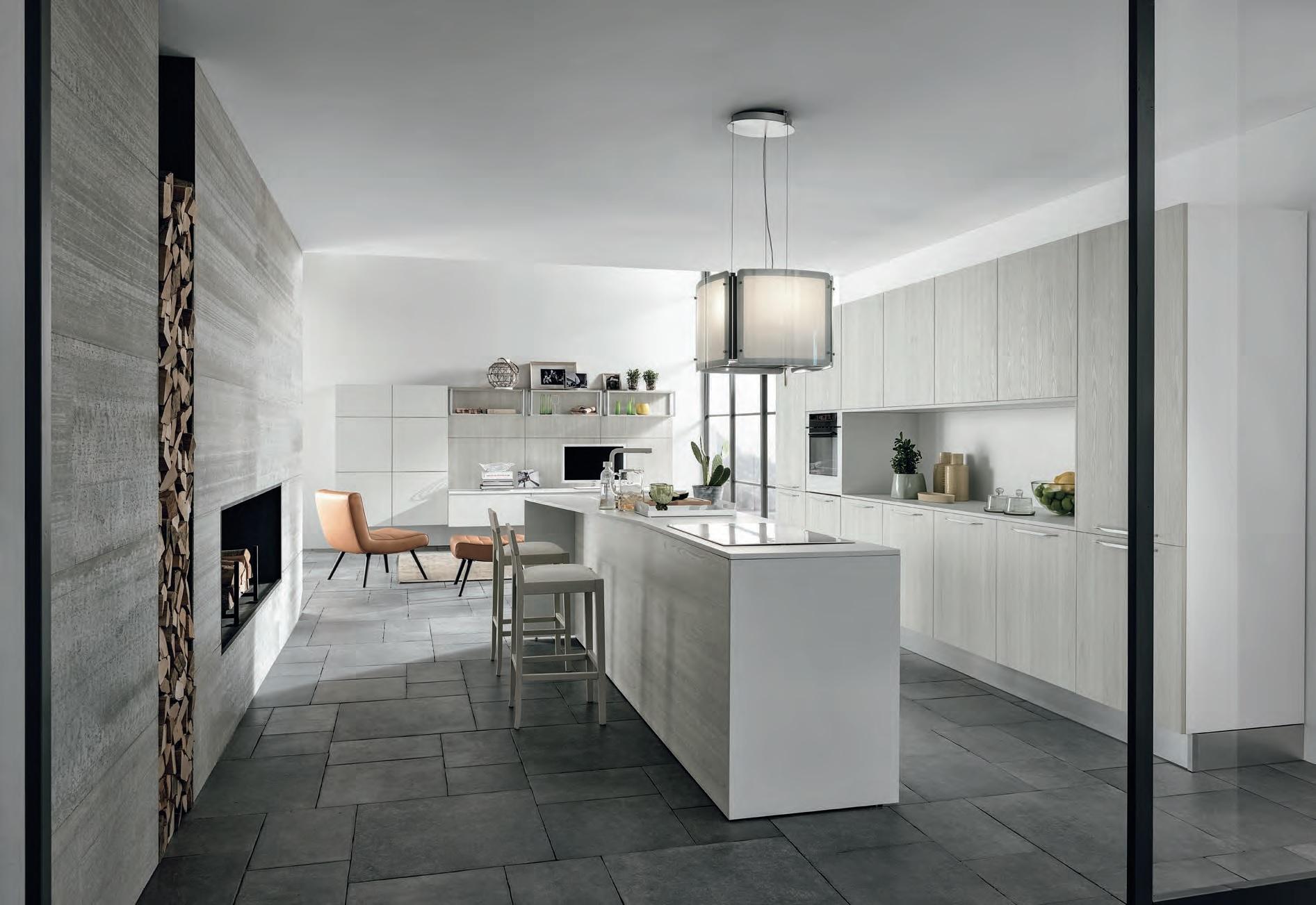La cucina moderna riganelli arredamenti - La cucina moderna ...