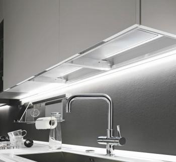 Illuminazione led sottopensili cucina