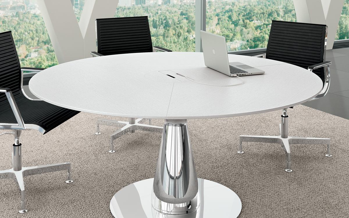 Metar meeting tavolo riunioni rotondo - riganelli