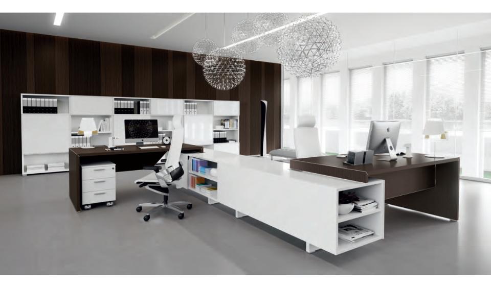 Ufficio Direzionale Bianco : York riganelli