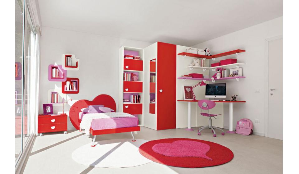 Arredamento cameretta bambina ispirazione di design interni - Lampadario cameretta bambina ...