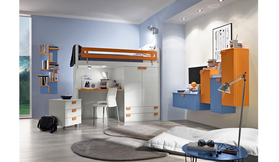 Arredamento camerette piccoli spazi free arredamento cucina piccola ikea with ikea arredare - Camerette piccoli spazi ...