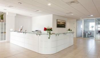 Arredamento per ufficio nella nuova sede CGIL di Macerata