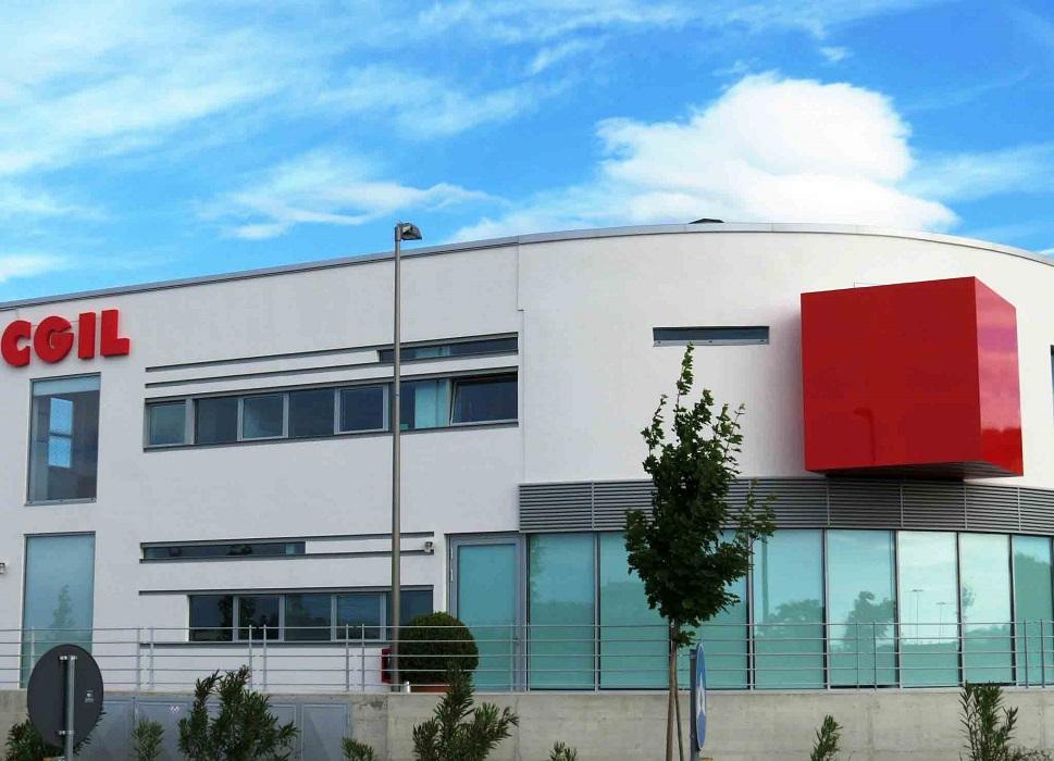 cgil-nuova-sede-mc-realizzazione uffici riganelli