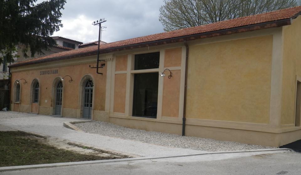 Museo della memoria Servigliano foto prima e seconda guerra mondiale