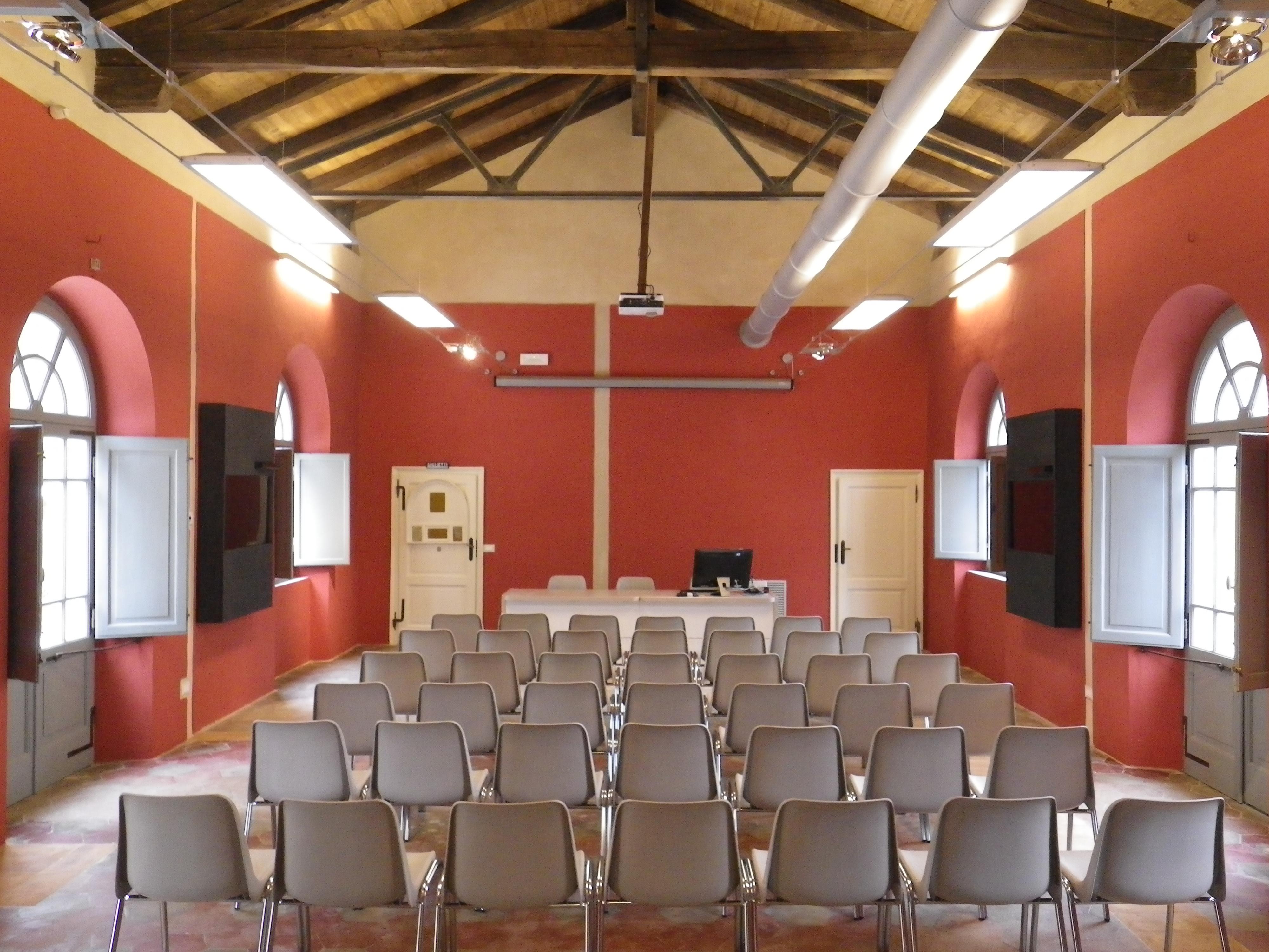 sala multimediale