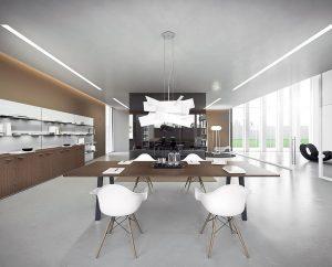 E-place-meeting-table-gambe-nere-Riganelli-Arredamenti