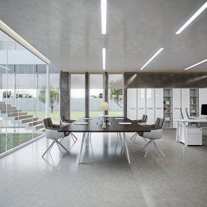 E-place-tavolo-riunioni-di-design-Riganelli-Arredamenti