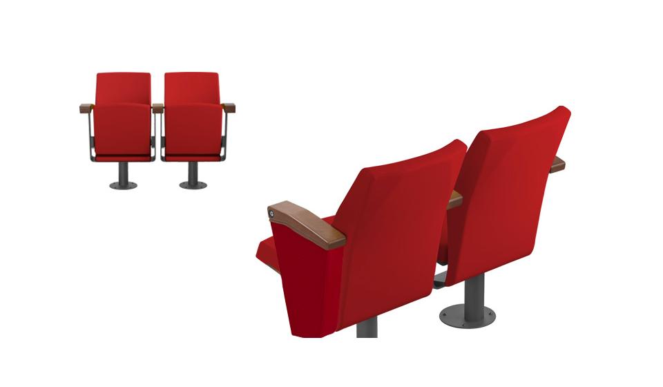 Sedia per aula magna istituto scolasti