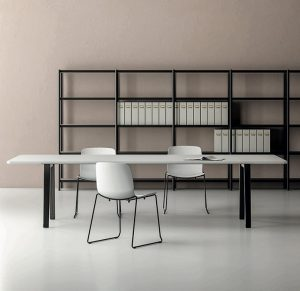 tavolo meeting workstation e-place riganelli