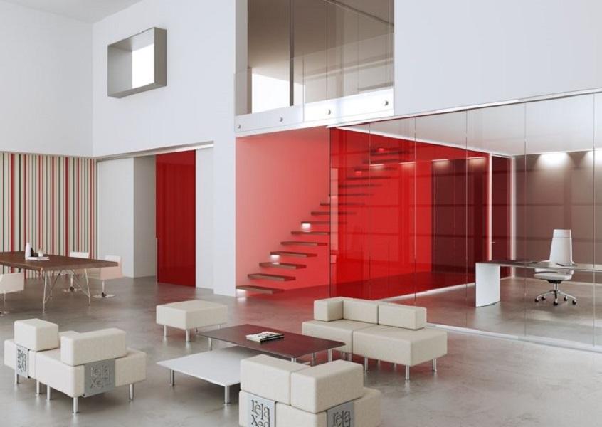 Allinone-parete-in-vetro-colorata-Riganelli-Arredamenti