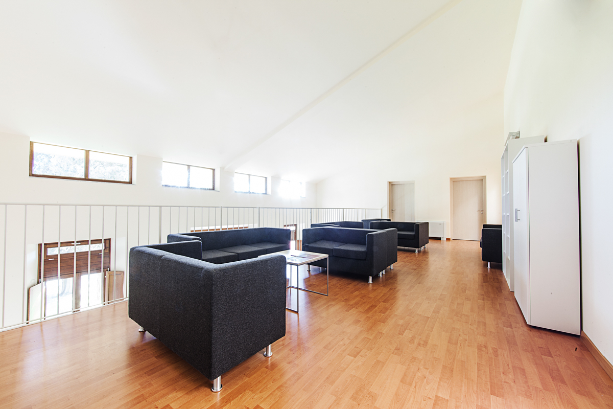 Area comune relax Campus Matteo Ricci