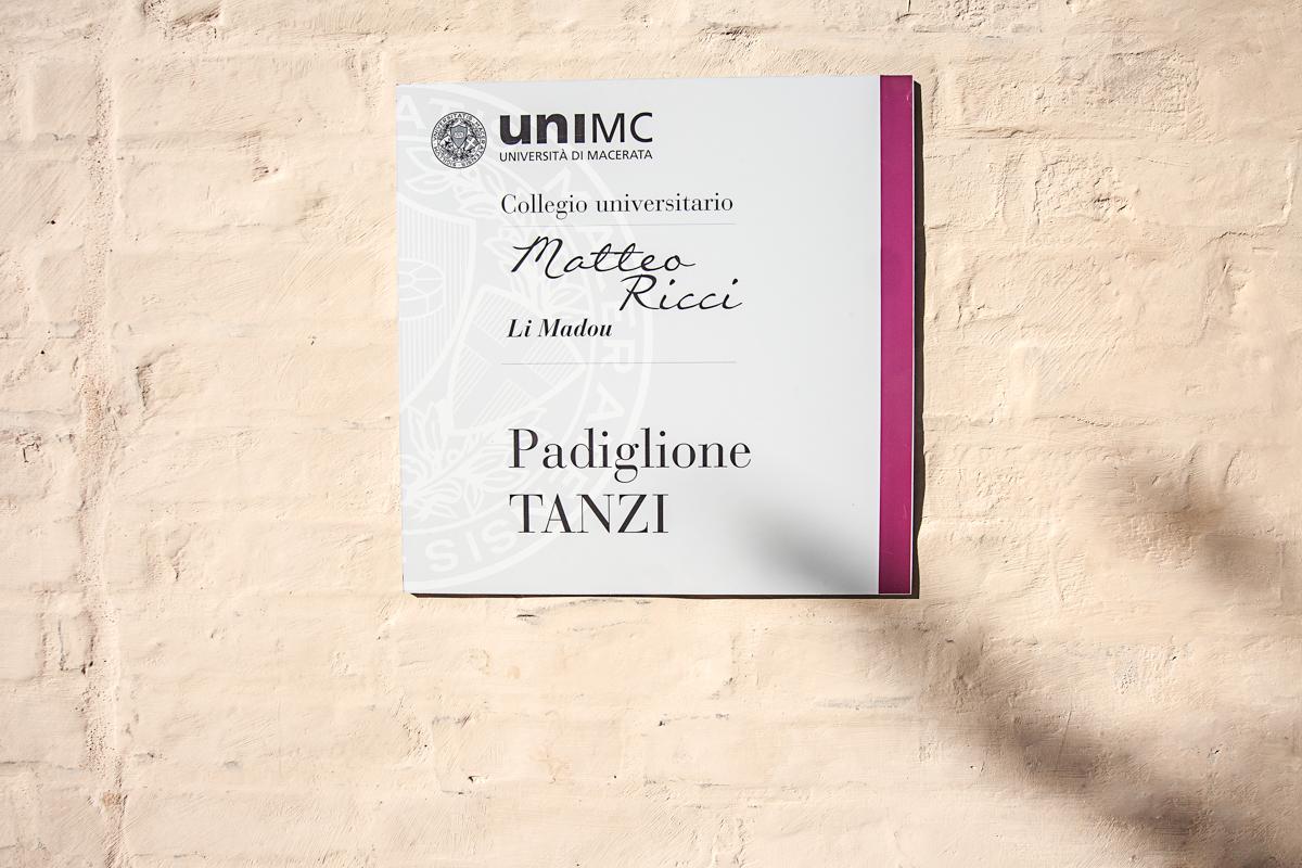 Campus universitario Matteo Ricci