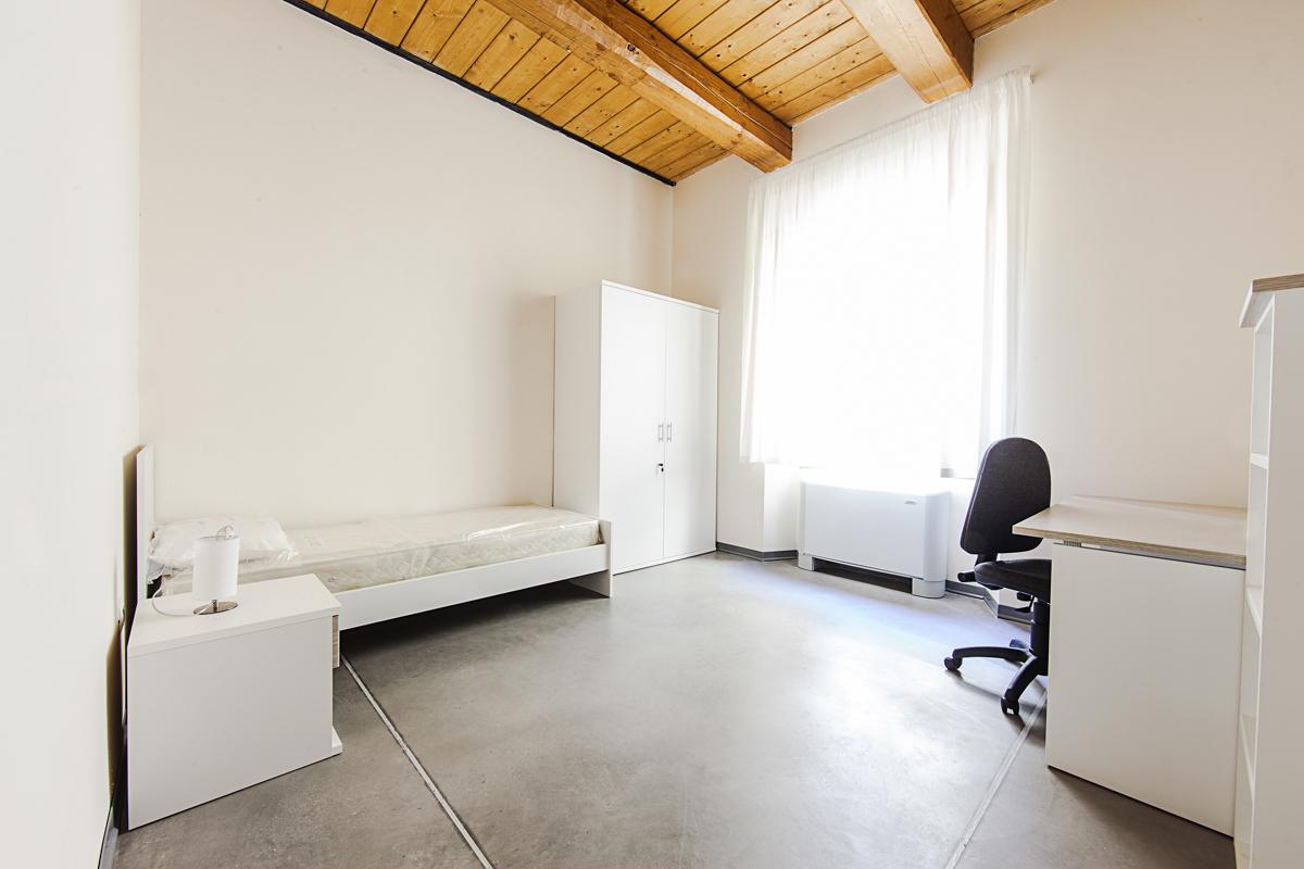 Dormitorio Matteo Ricci UniMC