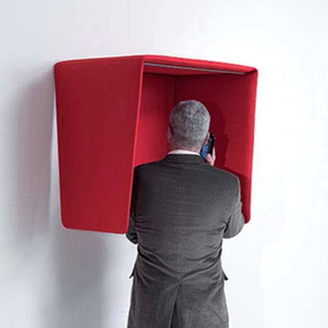 COCKER Phone booth acustica - Riganelli Uffici