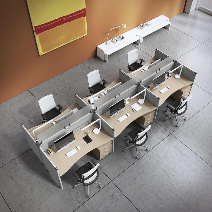 PLEXA-Paretine-componibili-per-suddivisione-postazioni-di-lavoro-Riganelli-Uffici-1