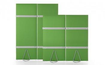 PLI Divisori fonoassorbenti design - Riganelli Arredamenti