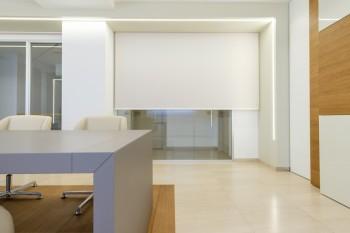 Sala riunione tende tecniche - Riganel