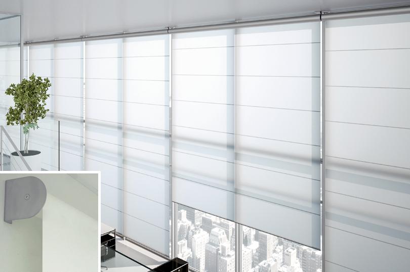 Tenda tecnica di design per ufficio - Riganelli Arredamenti