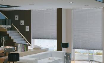 Tenda tecnica veneziana plissè per ufficio e casa - Riganelli Arredamenti