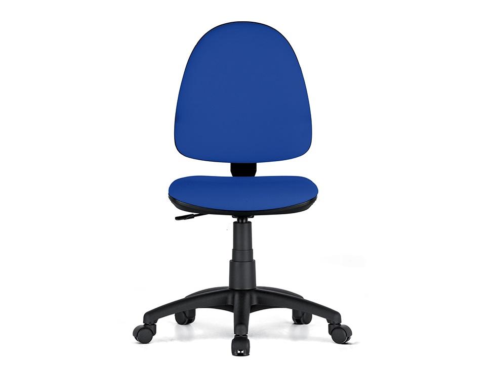 Q.WEB-er blu seduta ufficio operativa colorata - Riganelli Store