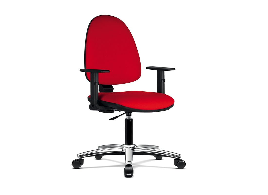 Q.web-er seduta operativa ergonomica e funzionale - riganelli