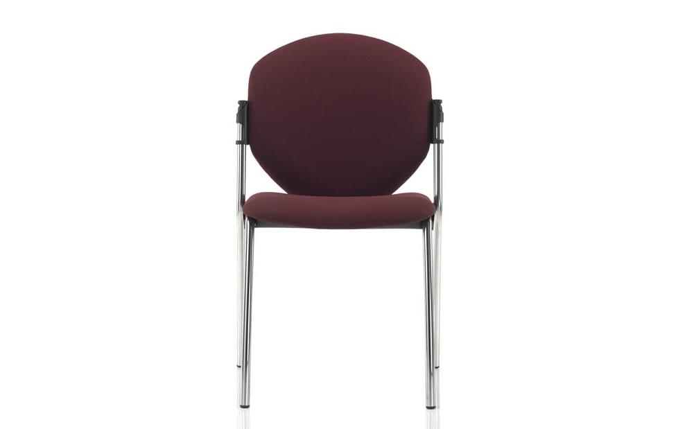 Sedia vaghi sulky 201 sedile e schienale imbottiti - Riganelli Arredamenti