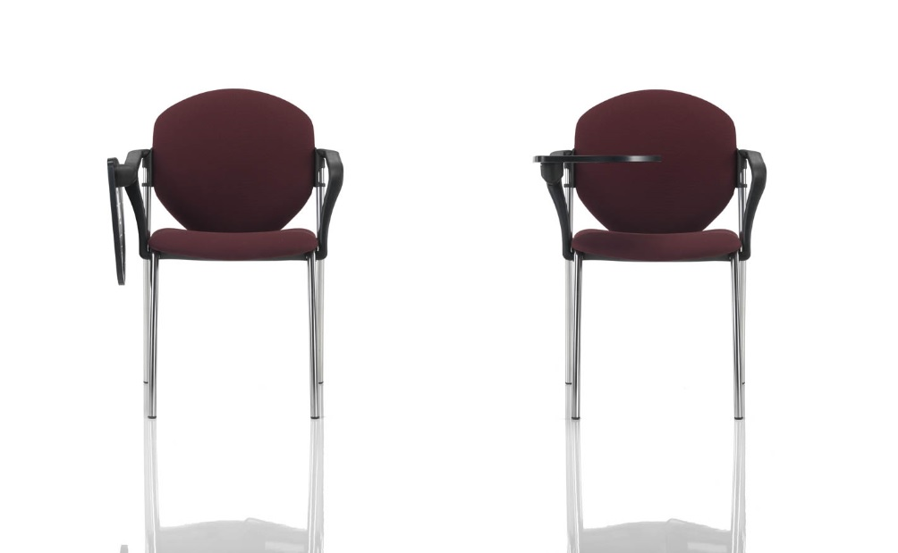 Sulky 201 sedute imbottiti per sala conferenze e auditorium - Riganelli Arredamenti