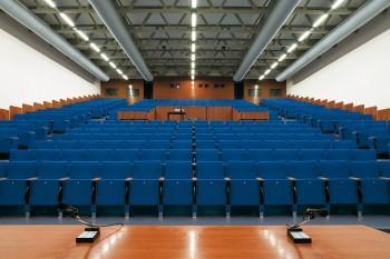 Victory seduta conferenza auditorium - riganellii