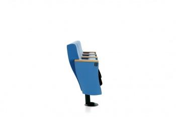 Victory seduta per auditorium teatro cinema colorata - Riganelli Arredamenti