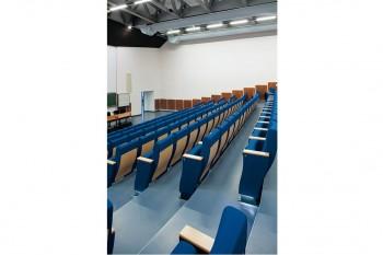 Victory sedute per auditorium di design cura del dettaglio - Riganelli Arredamenti