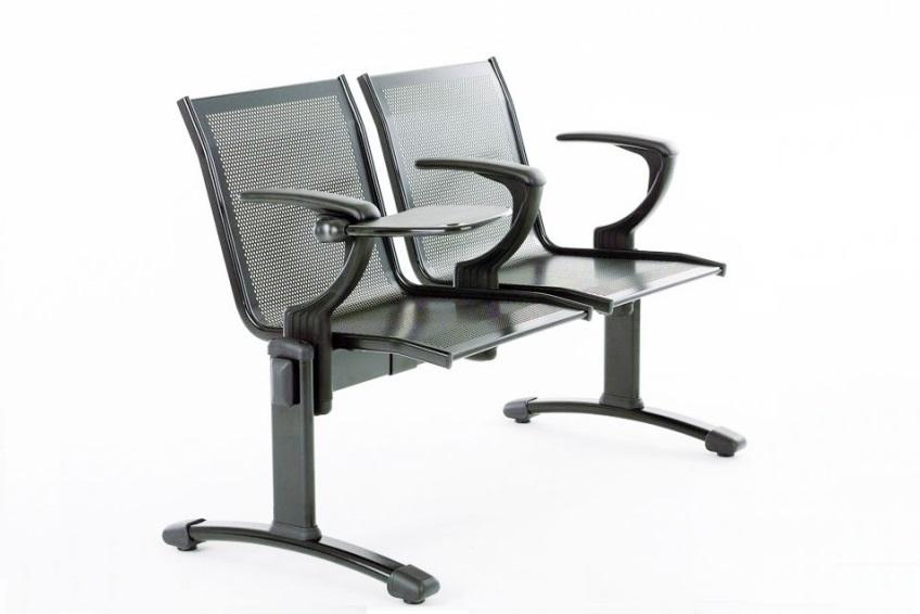 Step seduta contract Panca 2 3 4 posti sala d'attesa bericoplast - Riganelli Arredamenti
