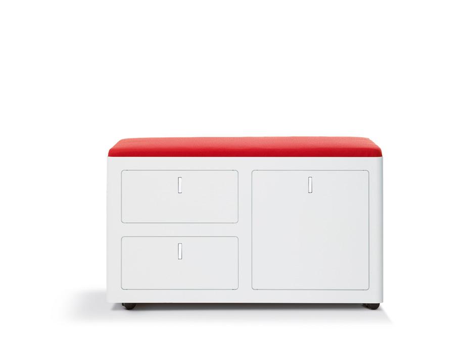 1 Cbox cassettiera e classificatore colorata - Riganelli Arredamenti