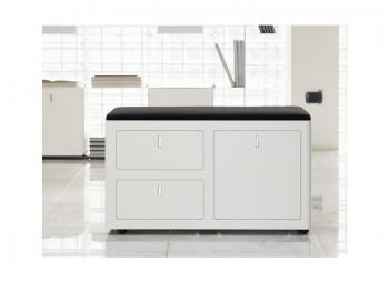 Cbox doppia per ufficio design - Riganelli Arredamenti