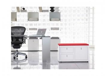 Cbox doppia con cuscino per seduta - Riganelli Ufficio
