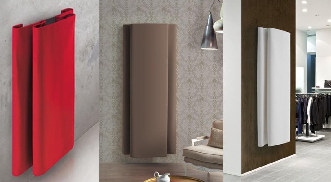 Bemolle è un pannello acustico in tessuto fonoassorbente realizzato con strutture portanti in acciaio e drappi realizzati con tecnologia Snowsound-Fiber.