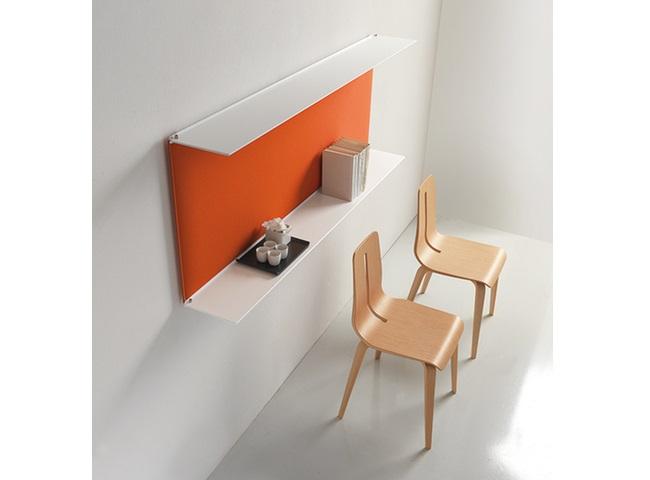 Blade pannelli fonoassorbenti colorati design e comfort ufficio - Riganelli Arredamenti
