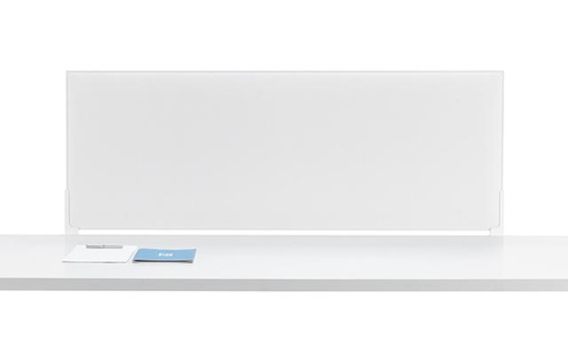 Corner pannello acustico frontal panel ufficio - Riganelli Arredamenti