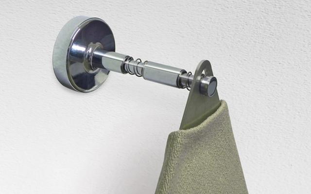 Dettaglio pannello acustico sipario - Riganelli Arredamenti