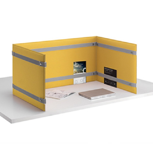 pli desk pannelli fonoassorbenti