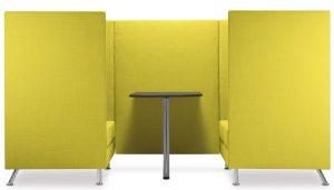 Atelier-divano-tre-posti-lounge-comfort-acustico-Riganelli-Arredamenti-1