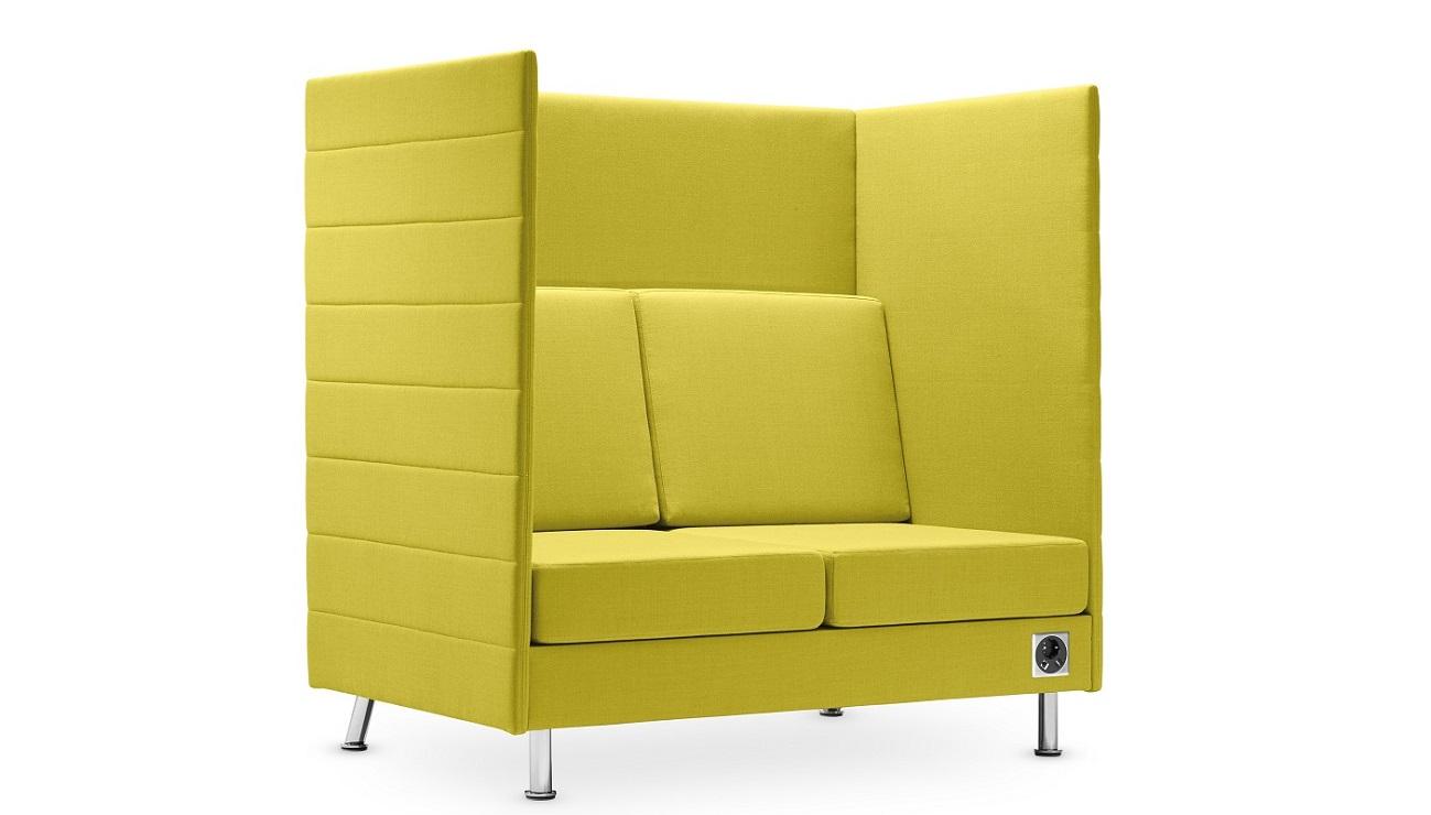 Dettaglio-divanetto-due-posti-atelier-attesa-lounge-collettività-casa-ufficio-Riganelli-Arredamenti-1