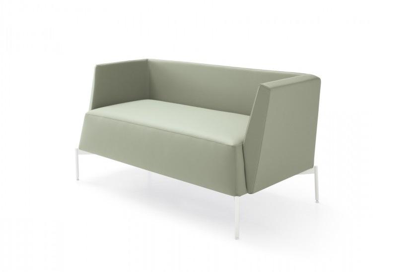 Kendo divano attesa studio ufficio - Riganelli Arredamenti