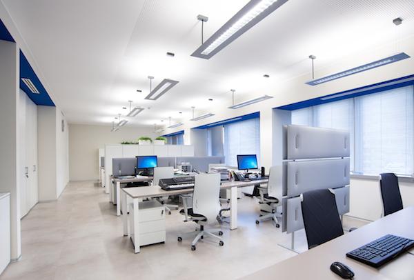 Mitigare lopen space: casio utilizza snowsound per i suoi uffici
