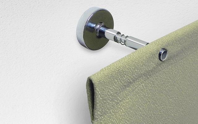Dettaglio panio pannello fonoassorbente in fibra - Riganelli Arredamenti