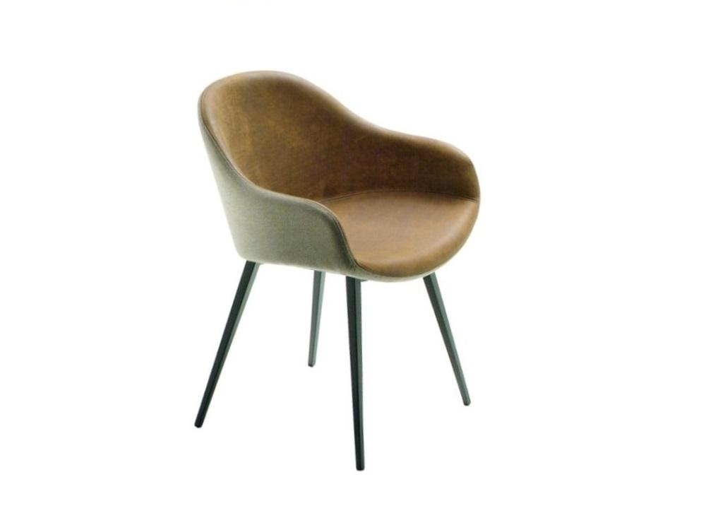 Sonny-pb-q-seduta-pelle-ecopelle-con-gamba-in-acciaio-per-casa-e-ufficio-Riganelli-Arredamenti1