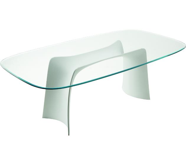 Moonlight tavolo riunioni ufficio e casa design - Riganelli Arredamenti