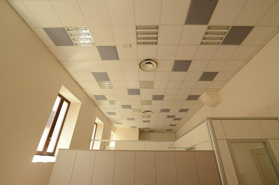 Pannelli-acustici-soffitto-Riganelli-Arredamenti