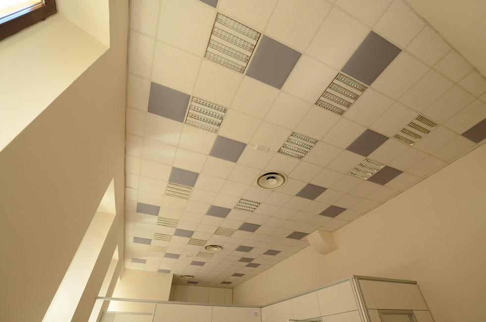 Pannelli-fonoassorbenti-soffitto-Riganelli-Arredamenti